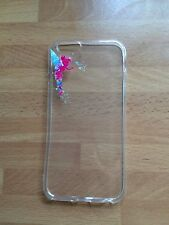 Disney Tinkerbell Clear Silicone Gel Case For iPhone 5/5s. BN