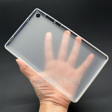 """Silicone Gel TPU Back Case Cover + LCD Film For 7"""" Lenovo Tab3 7 730M/F Tablet"""