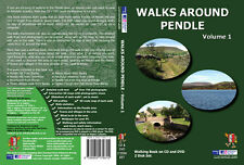 Walks around Pendle - Walking book on CD and DVD