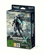 Xenoblade Chronicles X - Limited Edition Pack (Nintendo Wii U, 2015)