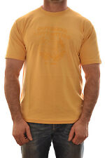 REGATTA HERREN BARRIERE T-SHIRT ERDNUSS GELB S MS327 B7