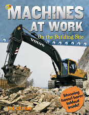 On The Building Site (Machines At Work) Ian Graham Paperback Teacher Resource
