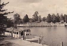 AK Potsdam 1967 An der langen Brücke Schiffe