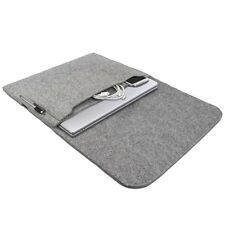 Tasche für Apple MacBook Air 13,3 Zoll Hülle Notebook Case Sleeve Filz grau
