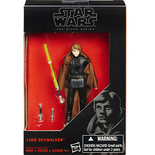 "Star Wars Black Series EP7 Force Awakens 3.75"" inch - Luke Skywalker MISB AU"