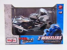 """LOT 14134   Maisto 2 Wheelers """"Honda CBR600F4i"""" Die-Cast Motorrad 1:18 NEU OVP"""