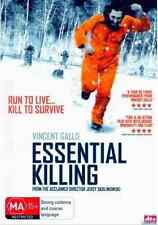 Essential Killing (DVD, 2011) THRILLER [Region 4] NEW/SEALED
