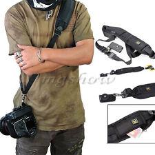 Schultergurt Kameragurt Tragegurt Trageriemen für Sony Canon DSLR Digitalkameras