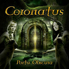 CORONATUS Porta Obscura Digipak-CD ( 205600 )    ( Female-Fronted Gothic Metal )