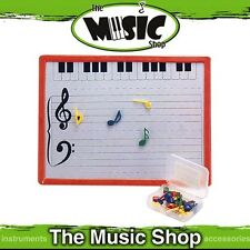 New CPK Teaching Music Notes & Stave White Board & Magnets - Tuition Aid - ME751