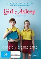 GIRL ASLEEP  DVD  ( AUS. RELEASE ) NEW