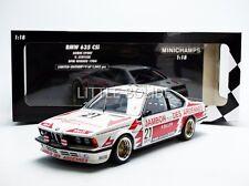 MINICHAMPS 1/18 BMW 635 CSI - 24h Spa 1985 155852521