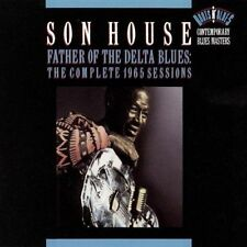 SON HOUSE FATHER OF THE DELTA BLUES 2 CD NEW