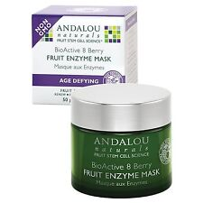 AGE DEFYING- Bioactive 8 Berry Fruit Enzyme Mask ,Vegetarian By ANDALOU Naturals