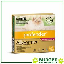 Profender For Cats All Wormer Pink 5-8kg