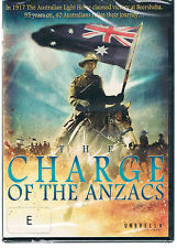THE CHARGE OF THE ANZACS, DVD  REGION 4