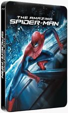 The Amazing Spider-Man blu ray Steelbook - 2 disc set