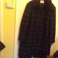 ladies anne harvey winter coat size 18