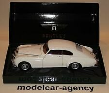 Minichamps Bentley R-Type Continental, Baujahr 1954, beige, 1:18, Neu + OVP