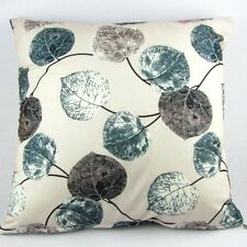 PI16 Multi-colored Leaves Pillow Case Decor Cushion Cover Cotton Square 50cm 20""