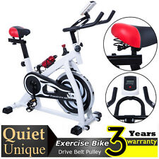 Exercise Bike Cycling Indoor Health Fitness Quiet Bicycle Stationary Exercising