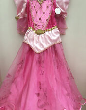 Pink Sleeping Beauty Disney Costume Princess Aurora complete Outfit age 5/6 Year