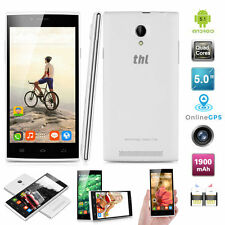 "Unlocked THL T6C 5"" 3G Mobile Smartphone Android 6.0 Quad Core 8GB 8MP Dual SIM"