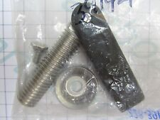 OMC 391421 Stainless Clamp Screw Kit Evinrude Johnson 9.9-30HP