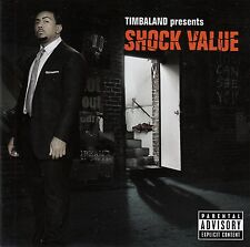 TIMBALAND : TIMBALAND PRESENTS SHOCK VALUE / 2 CD-SET (LIMITED DELUXE EDITION)