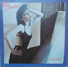 LP Pat Benatar In The Heat Of The Night,Vinyl VG++,cleaned Chrysalis Records