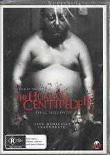THE HUMAN CENTIPEDE 2 - FULL SEQUENCE NEW & SEALED REGION 4 DVD FREE LOCAL POST