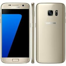 Samsung Galaxy S7 SM-G930F 32GB Gold  Factory Unlocked New UK Smartphone