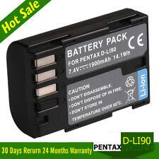 Fully Decoded Battery for Pentax Digital D-Li90 DLI90 SLR K-7 K7 K5 K-5 K5IIS K3