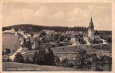 AK Luftkurort Tannenbergsthal i. Vogtland Ortsansicht Kirche Echt Foto 1936