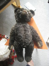 """1920s Antique Vintage 20"""" Jointed Mohair Teddy Bear early Knickerbocker"""
