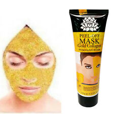 24K Gold Collagen Face Care Anti Aging Whitening Lifting Firming Facial Masks