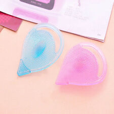 Facial Skin Care Cleansing Silicone Gel Soft Pad Face Blackhead Remover Brush CN