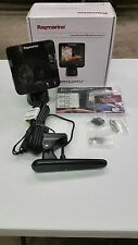 Raymarine Dragonfly 6 DownVision Sonar Color GPS Fish Finder w/ C-Map & Trans