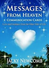 Messages From Heaven Communication Cards by Jacky Newcomb New & Sealed