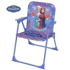 Disney FROZEN kids ARMCHAIR Children's Playroom Bedroom Furniture FOLDING CHAIR