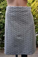 Katies Geo Print Pull On Skirt Size 1XL-20 NEW Comfy Elastic Waist. rrp-$49.95