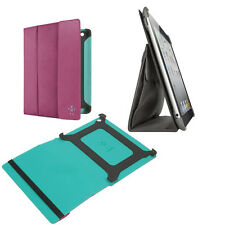 iPad 2 3 4 Belkin Storage Folio with Stand Pink Green Sleeve Case Cover Pocket