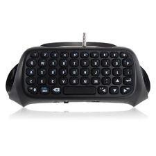 Gaming Bluetooth V3.0 Mini Wireless Tastatur Keyboard Chatpad für PS4 Controller
