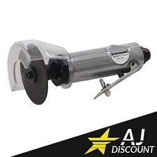 Disqueuse / Meuleuse pneumatique droite Ø 75mm - GARANTIE 3 ANS
