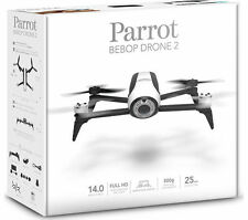 PARROT Bebop 2 Drone - White - Drone Camera - Brand New Sealed - UK