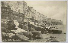 alte AK ungelaufen 1918 The Cliffs, Hunstanton  (Norfolk - England)