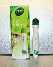 **New** Pure Cucumber And Caffeine Eye Roll On 15ml X1 Unit