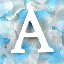 Wood Wooden Letter Bridal Wedding Free Standing Home Name Sign Decoration A #10