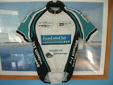 VINTAGE EURO LOTTO CLUB CYCLE JERSEY -Size 2