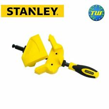 Stanley Corner Clamp Grip Heavy-Duty Wood Working Frame Vice 0-83-122 STA083122
